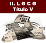 II. L G C G Título V