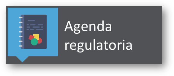 Agenda Regulatoria
